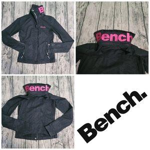 Bench BBQ Rain Jacket Windbreaker Embroidered XS
